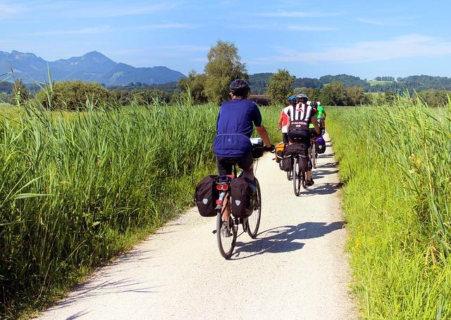 Radfahren und Gesundheit